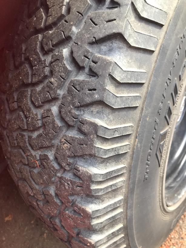 Ford Ranger Bolt Pattern >> Ford Ranger Rims And Tires West Shore Langford Colwood