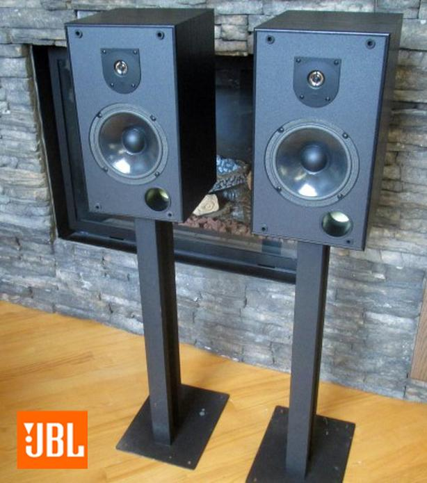 JBL MR26 monitors