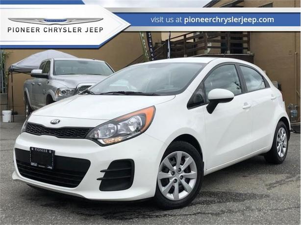 2016 Kia Rio LX+  - SiriusXM -  Power Windows