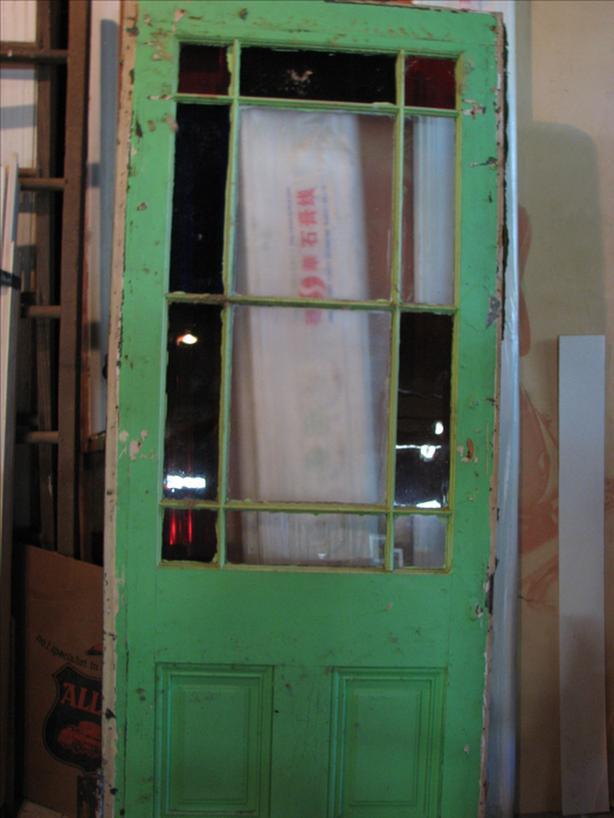heritage wood door
