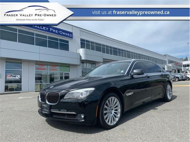 2011 BMW 7 Series 750Li xDrive  Fully Loaded|Massage Seats|Executive Package