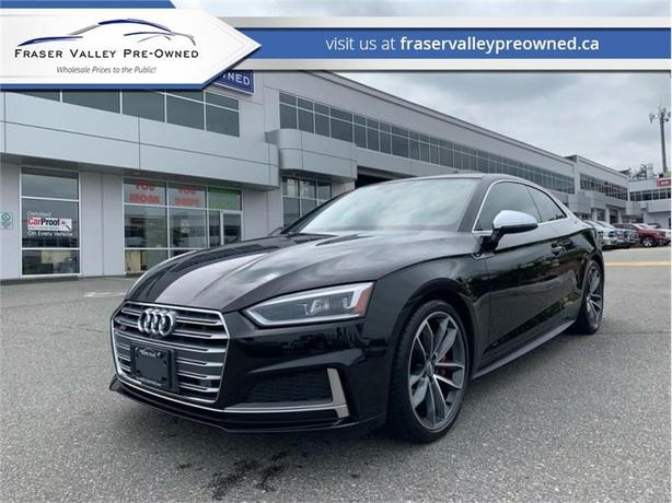 2018 Audi S5 Coupe 3.0 TFSI Quattro Technik  - Every Option! - Rare