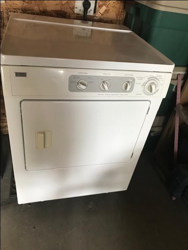 Kenmore Elite Electric Dryer