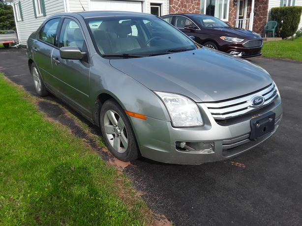 2008 Ford Fusion SE V6, 187000 Kms. Not inspected. as is. $950.