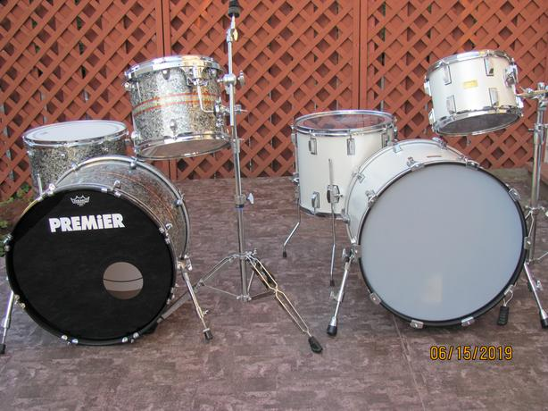 Canadian or English Drums