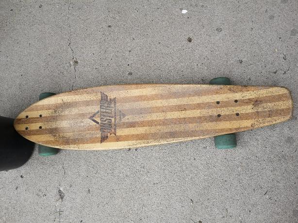 Duster long board