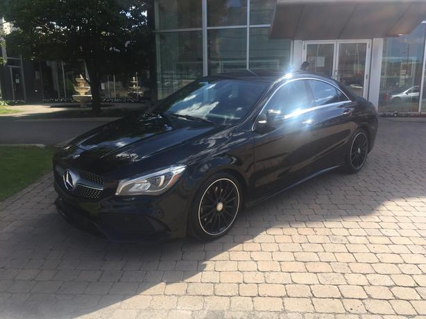 Car Lease Takeover >> Mercedes Cla 250 Sports Package Car Lease Takeover For Price Of