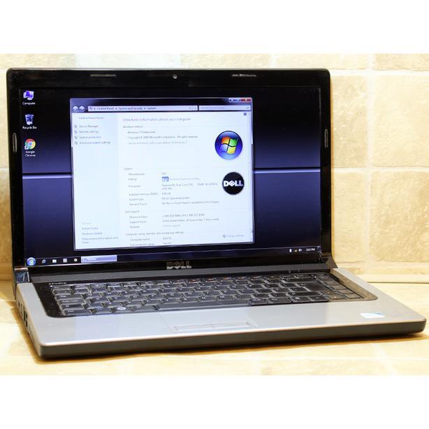 """Dell Studio 1555 Dual-Core HDMI Webcam WiFi 4GB RAM DVDRW 320GB 15.6"""""""