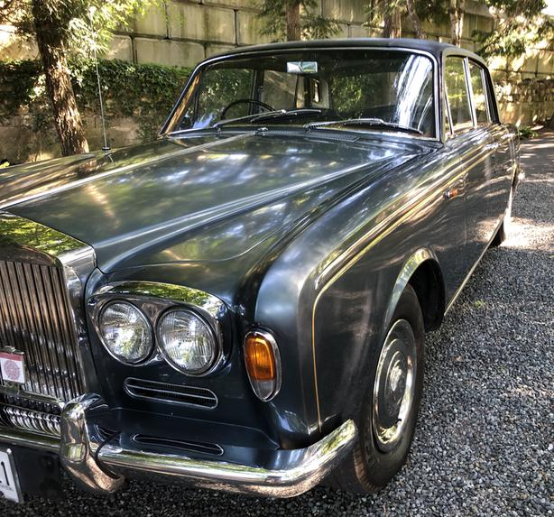 1968 Rolls Royce Silver Shadow For Sale Saanich Victoria Mobile