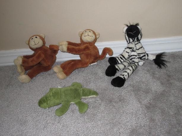 Stuffies - NOW - $1 each