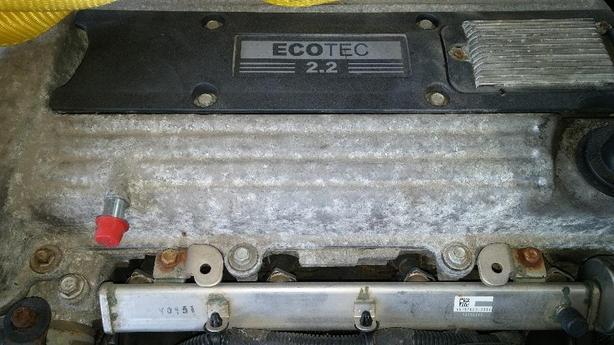 2007 Eco 2.2L motor