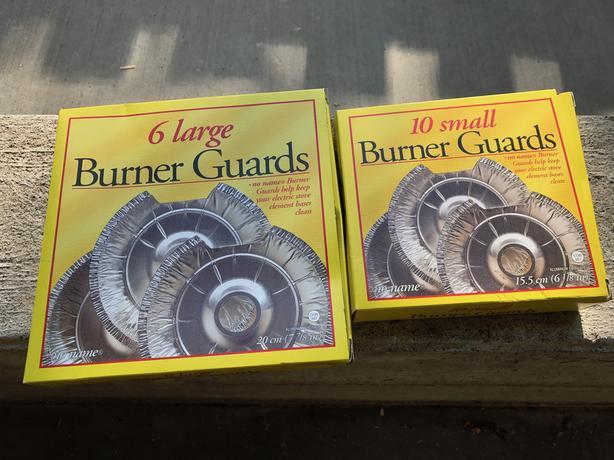 Burner Guards