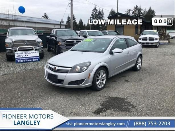 2008 Saturn Astra - Low Mileage!