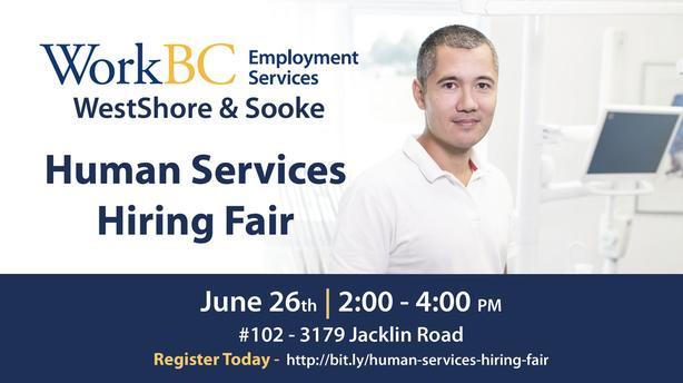 Human Services Hiring Fair