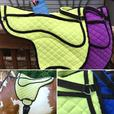 Boondocks Equestrian Bareback Pads - custom designed