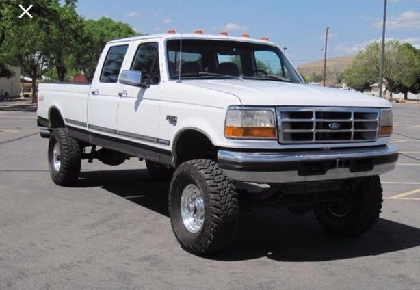 WANTED: WANTED: 1994-1997 Ford F350 crew cab powerstroke