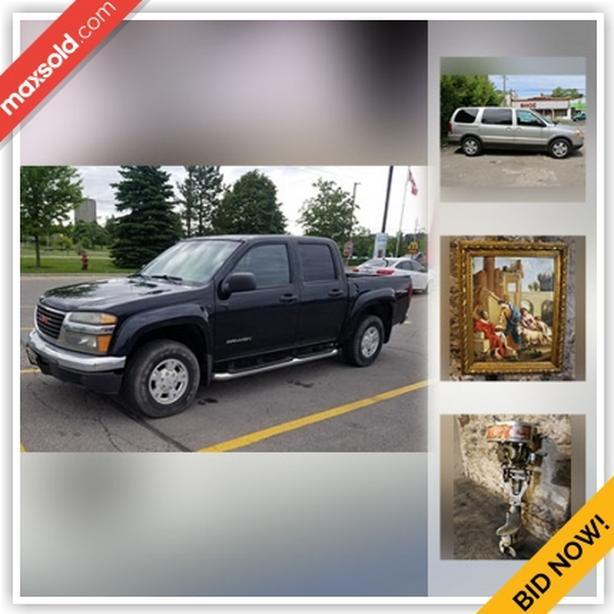 Hamilton Downsizing Online Auction - Ottawa Street North