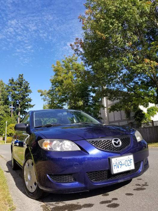 Bay Ridge Mazda >> 2003 Mazda 3 for sale, low KMs!! Saanich, Victoria