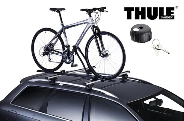 Bicycle Carrier ~ Thule Roof Mount