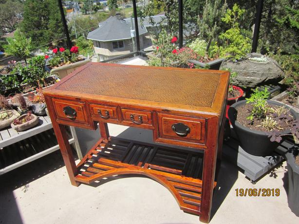 ANTIQUE CHINESE DESK