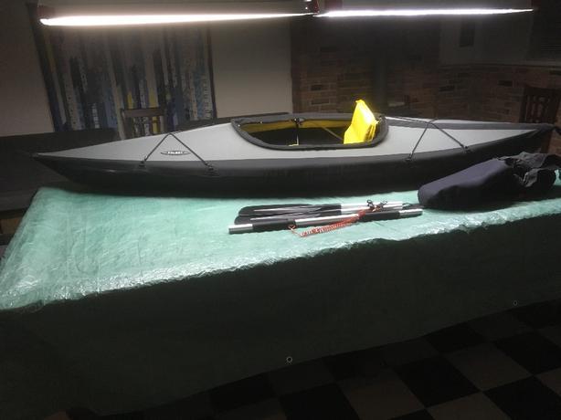 11' Folbot collapsible kayak