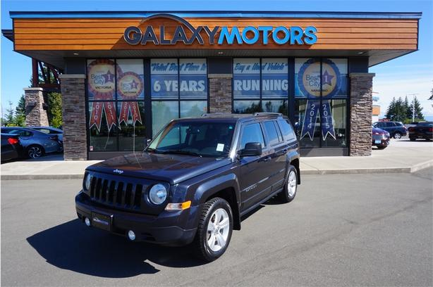 2015 Jeep Patriot NORTH- 4X4, Heated Front Seats, Premium Sound System