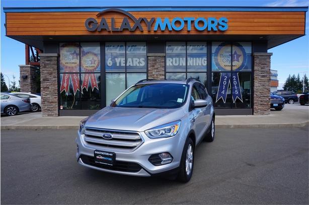 2018 Ford Escape SEL- NAV Back Up Camera 4x4