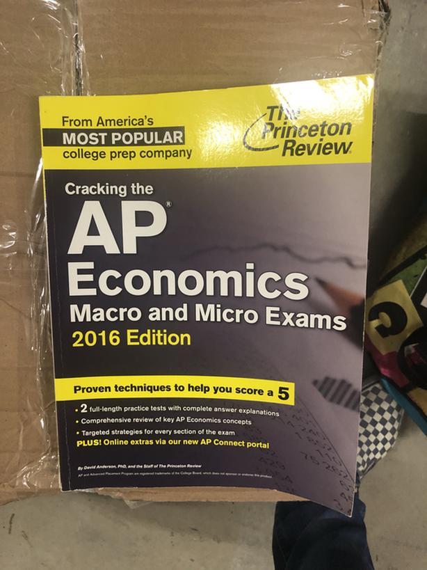 AP Economics Prep Book