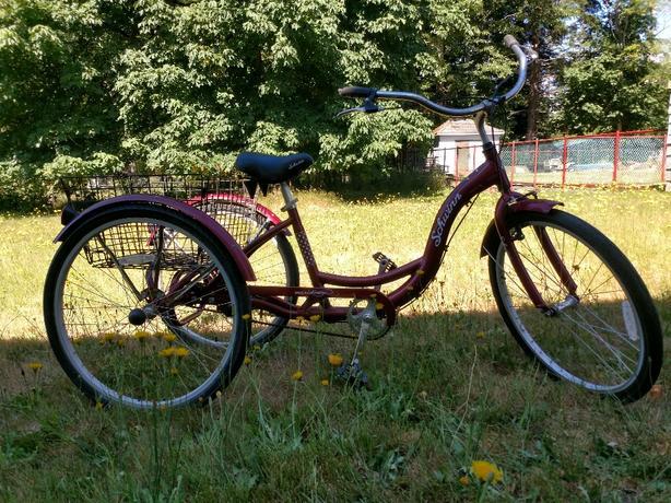 Schwinn Meridian Adult Trike Outside Comox Valley, Comox