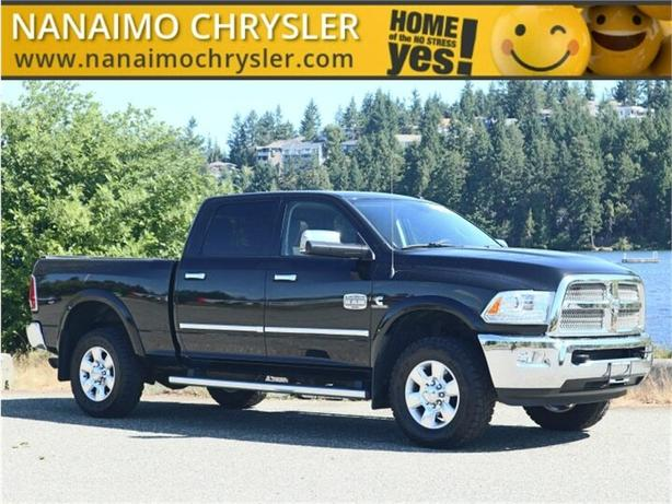 2013 Ram 3500 Laramie Longhorn One Owner No Accidents