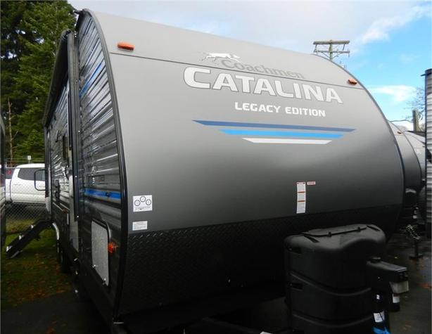 2019 Catalina Legacy Edition 273BHS