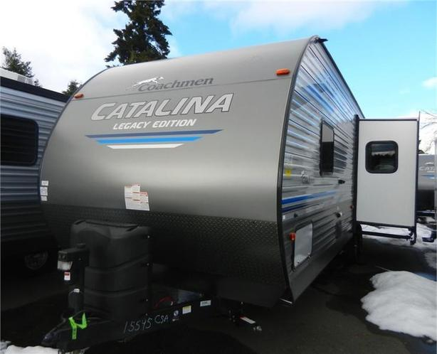 2019 Catalina Legacy Edition 283RKS