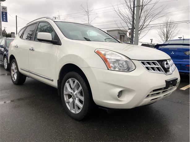2013 Nissan Rogue SL - Bluetooth -  Heated Seats - $134.18 B/W