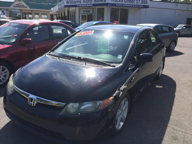 BLOW OUT PRICING  2006 HONDA CIVIC 5 speed Cold AC PW PL  RUNS WELL