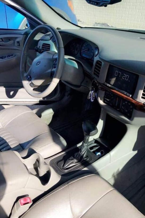 Impala chevrolet 2003
