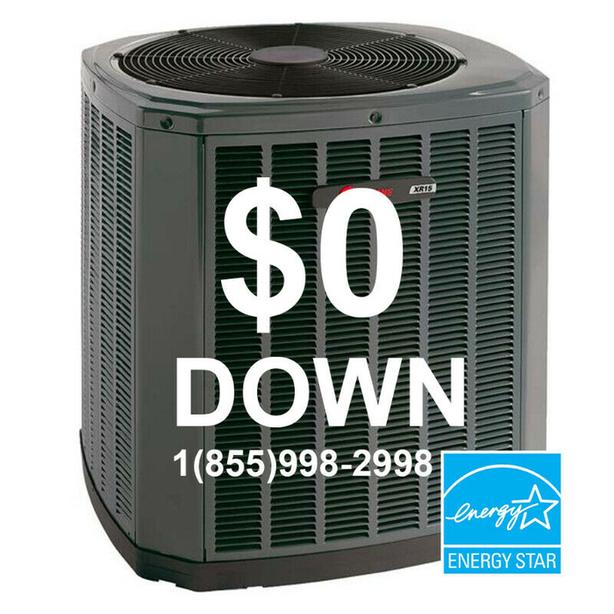 CENTRAL AIR CONDITIONER - FREE Installation - Approval Guaranteed
