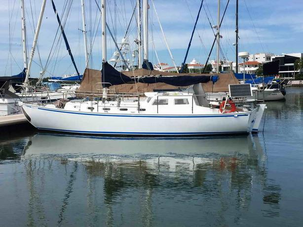 Pilothouse Cutter For Sale - Ide'fix IV