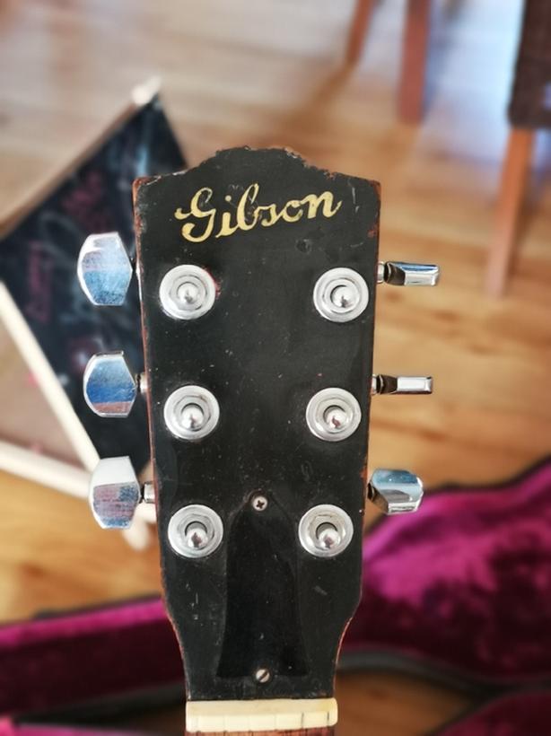 pre war Gibson L-00