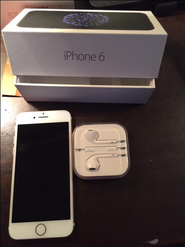 SACRIFICE iPhone 6