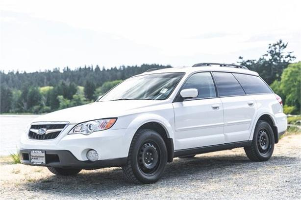 2009 Subaru Outback STATION WAGON