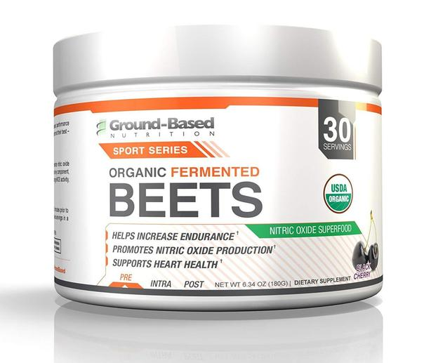 New GroundBased Nutrition Beetroot Powder - $10