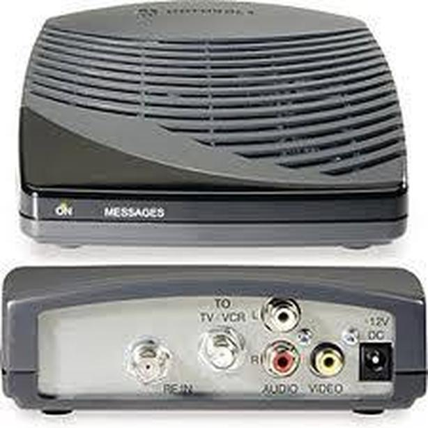 Motorola Shaw Cable Box DCT700