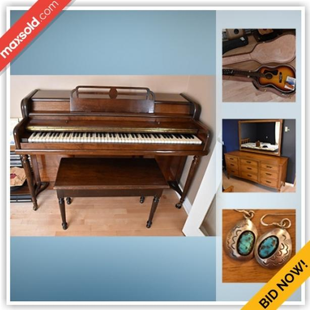 London Downsizing Online Auction - Cowan Avenue