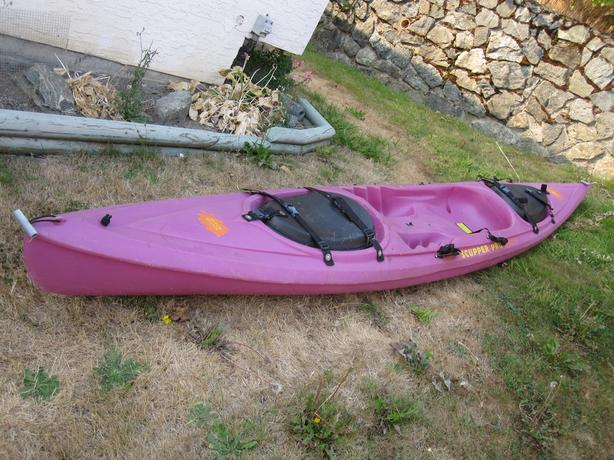 Ocean Kayak 13 ft kayak
