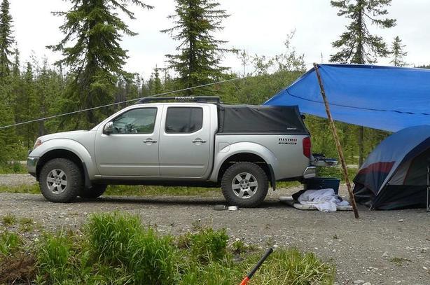 Nissan frontier tent amazon junction box types