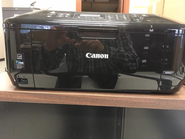 Canon inkjet printer MX432