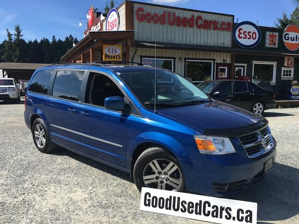 2010 Dodge Grand Caravan - Stow 'N Go with only 154,000 KM