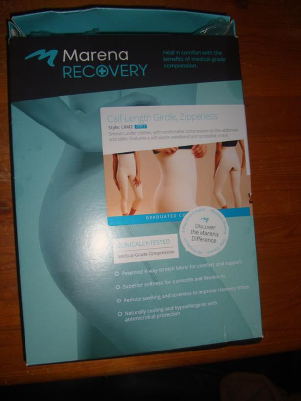 Marena Compression Garment & Socks – See below for prices
