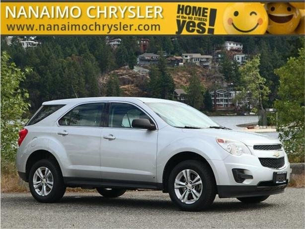 2010 Chevrolet Equinox LS One Owner No Accidents