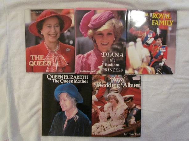 """ROYAL FAMILY"" Collectors or Enthusiast's (""OFFERS"" please)"